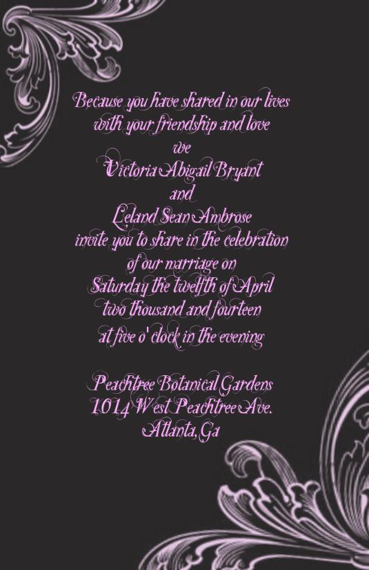 invitation teaser