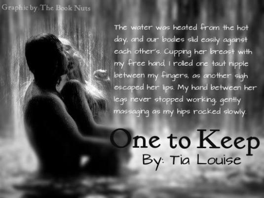 One to Keep teaser 2