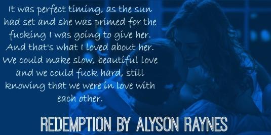 Redemption Teaser #4