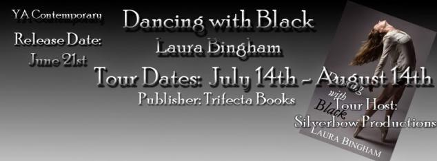 Dancing with Black Bllog Tour BANNER