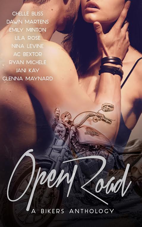 Open Road - Boxed Set COVER