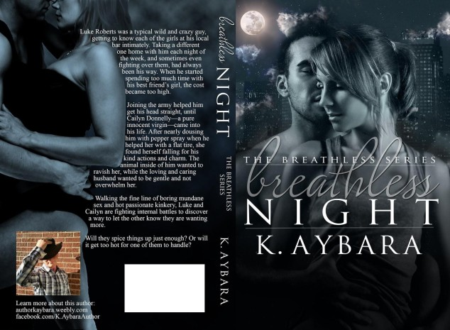 Breathlessnight cover jacket